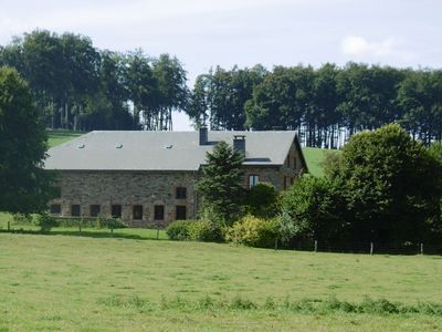 Photo for Renovated farmhouse in the heart of the Ardennes