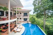 All inclusive Luxury Villa with a breathtaking ocean view. Private - full staff.