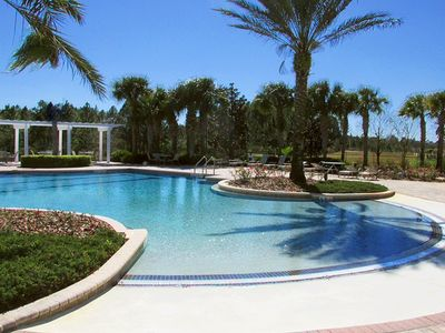 Photo for Luxurious home from home on a gated community. Free Wifi. Pool and Spa