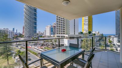 Photo for Broadbeach on the Park 3 Bedroom Apartment