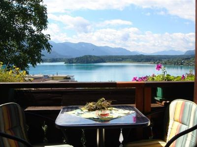 Photo for large apartment I with lake view - Gästehaus Maier ***