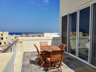 Photo for Brand New Urban Oasis - Sliema Penthouse