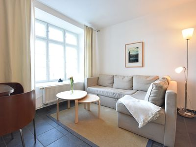 Photo for Modern Apartment with Garden near the Sea in Wismar