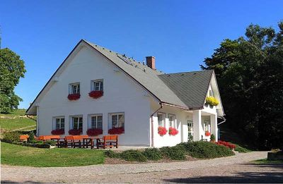 Photo for Holiday house in family pension near Adrspach