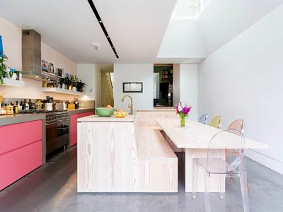 Photo for Colourful & chic 3BR home in vibrant Hackney, near Homerton station, by Veeve