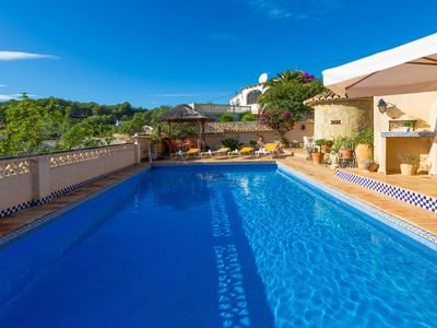 Photo for MOREWOOD, classic villa in Benissa Costa for 8 guests