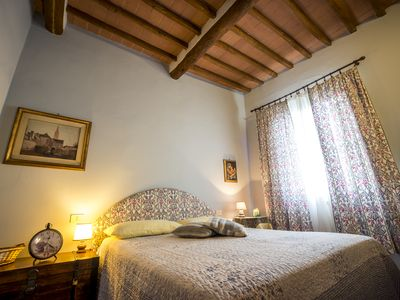 Photo for Tognazzi Holiday House - Casa al Pozzo - Medieval village of Certaldo Alto