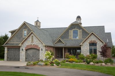 Like new luxury home with newly landscaped areas