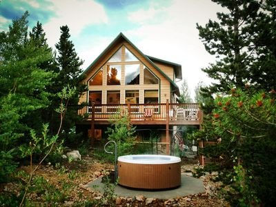 Photo for The Irish Rose - a Colorado Dream Vacation Spot - Secluded!