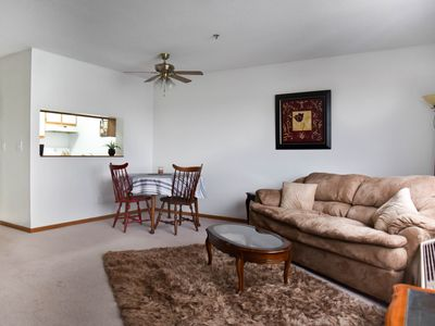 Easy & Fun Downtown Location, near NewBo, US Cellu Center, and super Affordable.