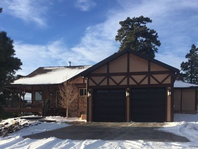 Photo for Upscale 4 Bedroom Mountain Home With Amazing Views Between Zion and Bryce Canyon