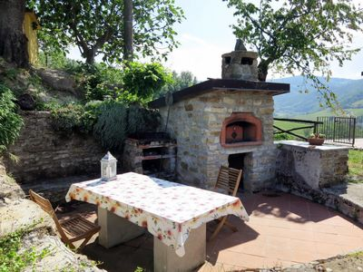 Photo for Vacation home Tenuta Corte Bianca (VEM152) in Vesime - 6 persons, 1 bedrooms