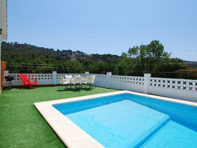 Photo for Lovely apartment for 8 people with private pool, WIFI and TV
