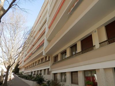 Photo for Apartment 298 m from the center of Cannes with Lift, Parking, Internet, Washing machine (109053)
