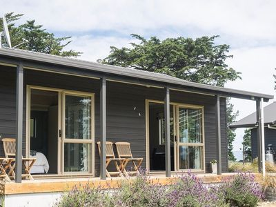 Photo for Mokomoko Cottage - Martinborough Holiday Home