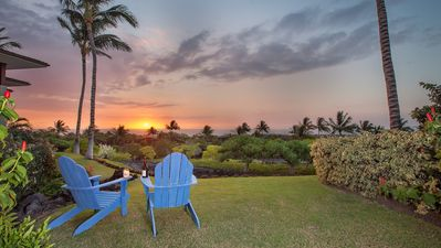 Photo for Sunny Luxury Ocean View Oasis - 2BD Hainoa Villa 2905A at Four Seasons Resort Hualalai