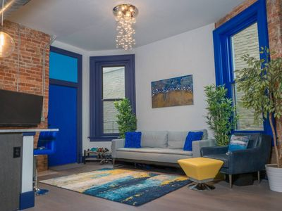 Photo for Chic OTR Condo in Downtown's Best Location