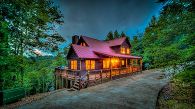 Photo for My Mountain Retreat- Pet Friendly | Screened Porches | Paved Roads