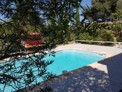 Photo for Rental Villa 5 pool rooms, children welcome
