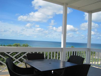 Photo for New Condo w/Heated Pool, Private Beach, Dock, 2-Ocean View, Golf Cart, Kayaks
