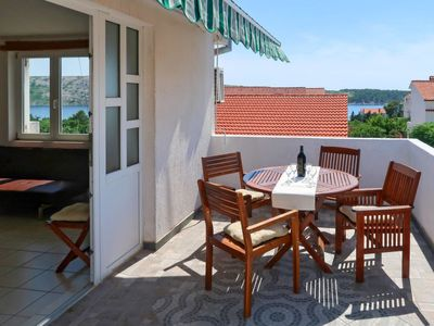 Photo for Apartment Andrea (RAB100) in Rab/Rab - 5 persons, 2 bedrooms