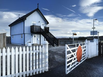 Photo for Signal Box, NEWTONMORE