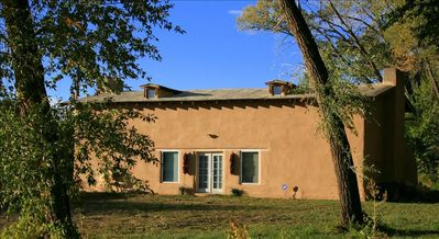 Photo for Secluded and private Territorial House 10 Min.-Red River 20 Min. to Taos
