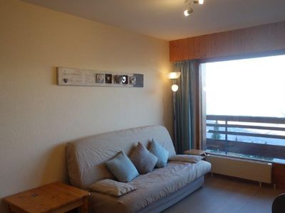 Photo for 2 * apartment with 1 bedroom for up to 4-6 people in the center of the resort, at 500 m from the gon