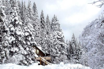 From the home you'll be just 13.3 miles from Mt. Shasta Ski Park!