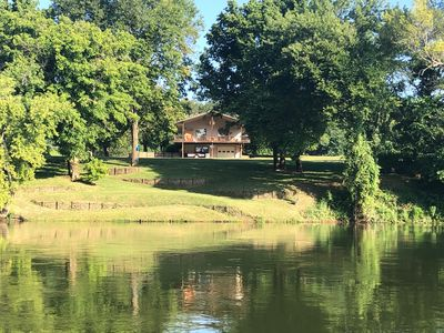Photo for GONE FISHIN' ! Private, Perfect River Views And Peaceful!