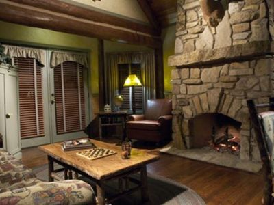 Photo for 2BR Lodge Vacation Rental in Ridgedale, Missouri