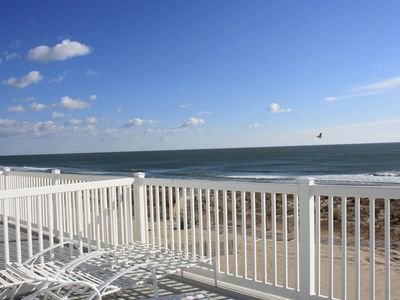 Photo for 4 Bedroom + Loft  Oceanfront  Townhouse W/Pool