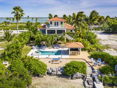 Photo for Shark Key Lookout Waterfront Retreat / Includes Boat Charter
