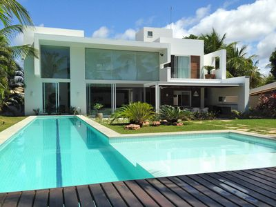 Photo for Beach House 4 bedrooms in Interlagos. Nature, comfort and leisure in high standard