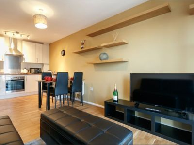 Photo for ★ MODERN & COMFY flat | Free PARKING | IDEAL STAY