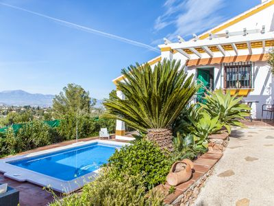 Photo for Cubo's Villa Las Terrazas. Pool and views, climatized, TV satellite