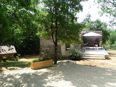 Photo for Gite Crayssac, 2 bedrooms, 4 persons