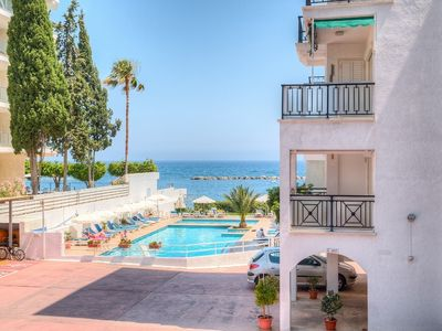 Photo for 2b Seaview with Pool at Apollonia Beach