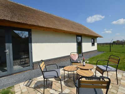 Photo for Classy Holiday Home in Alphen with Patio