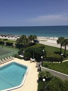 Photo for Oceanfront upscale condo, Vero Beach, Florida, 2 bedrooms