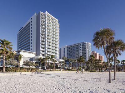 Photo for Two Bedroom Deluxe Luxury Condo, Clearwater Beach, Florida (1729731)