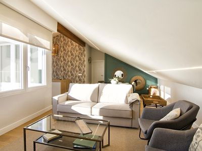 Photo for Luxury Penthouse next to the cathedral. Stunning views from its private terrace