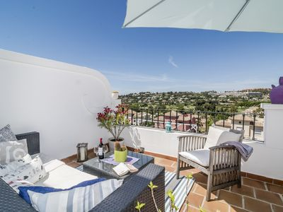 Photo for 3 Bedroom Townhouse with Terrace in Aloha-AP126 - Townhouse for 6 people in Nueva andalucia