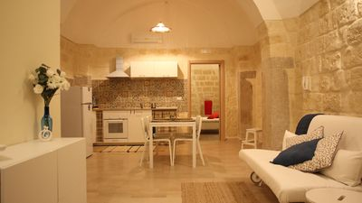 Photo for La Maiolica tourist apartment, Trani, Puglia
