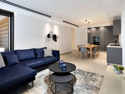 Photo for Spacious 4BR in the heart of Tel Aviv by HolyGuest