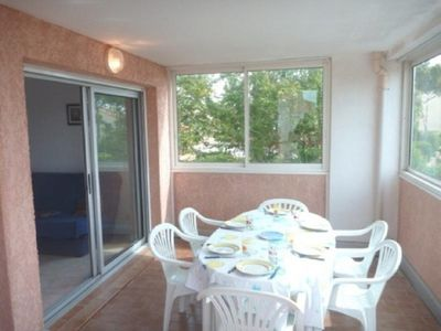 Photo for Apartment Marseillan-Plage, 3 bedrooms, 7 persons