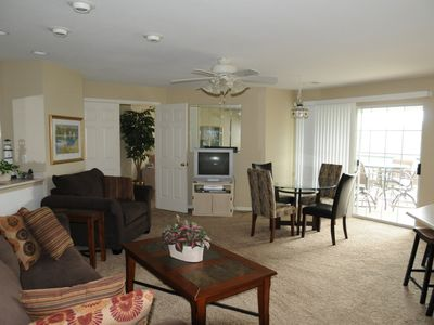 Photo for Walk-in Level Waterfront Condo on Beautiful Table Rock Lake