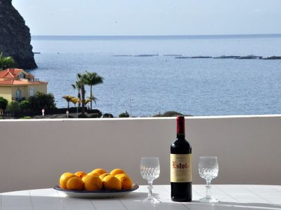 Photo for Apartm. Paloma Beach 2 with terrace,pool,close to the sea, free-wifi,dishwasher