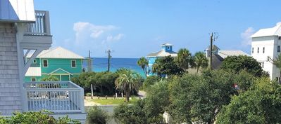 Photo for Wake Up and See the Gulf! 30a Near Rosemary, Dogs OK, 7 Nite  Discount
