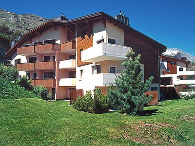 Photo for Apartment Pra d'Sura (Utoring) in Maloja - 2 persons, 1 bedrooms